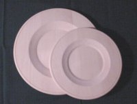 Basswood Charger Plates