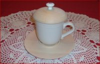 Bertha's Teacup Set