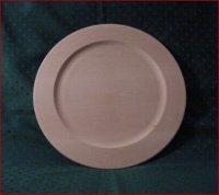 Flat Narrow Rim Plate