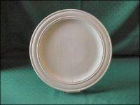 Narrow Rim Double Beaded Plate