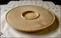 Candle Plate 10 inch