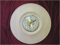 16 Inch Clock with Insert