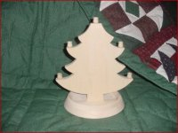 Christmas Tree Bowl