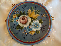 8 Inch Valdres Plate Pattern Packet