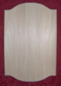 Rectangular Sign Board