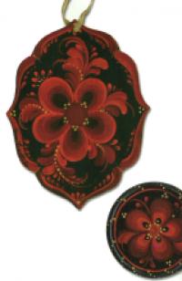 Victorian Style Ornament