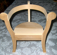 Miniature Norwegian Chair
