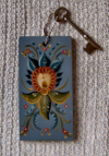 Hallingdal Key Tag Pattern