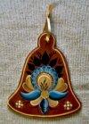 Hallingdal Bell Ornament