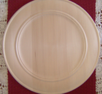 Double Beaded Plate