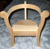 Miniature Norwegian Chair