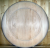 Round Rimmed Plate