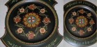 Vest Agder Style Plate